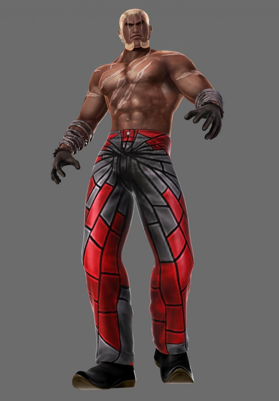 Duke the king of fighters - King of fighters characters pictures ...
