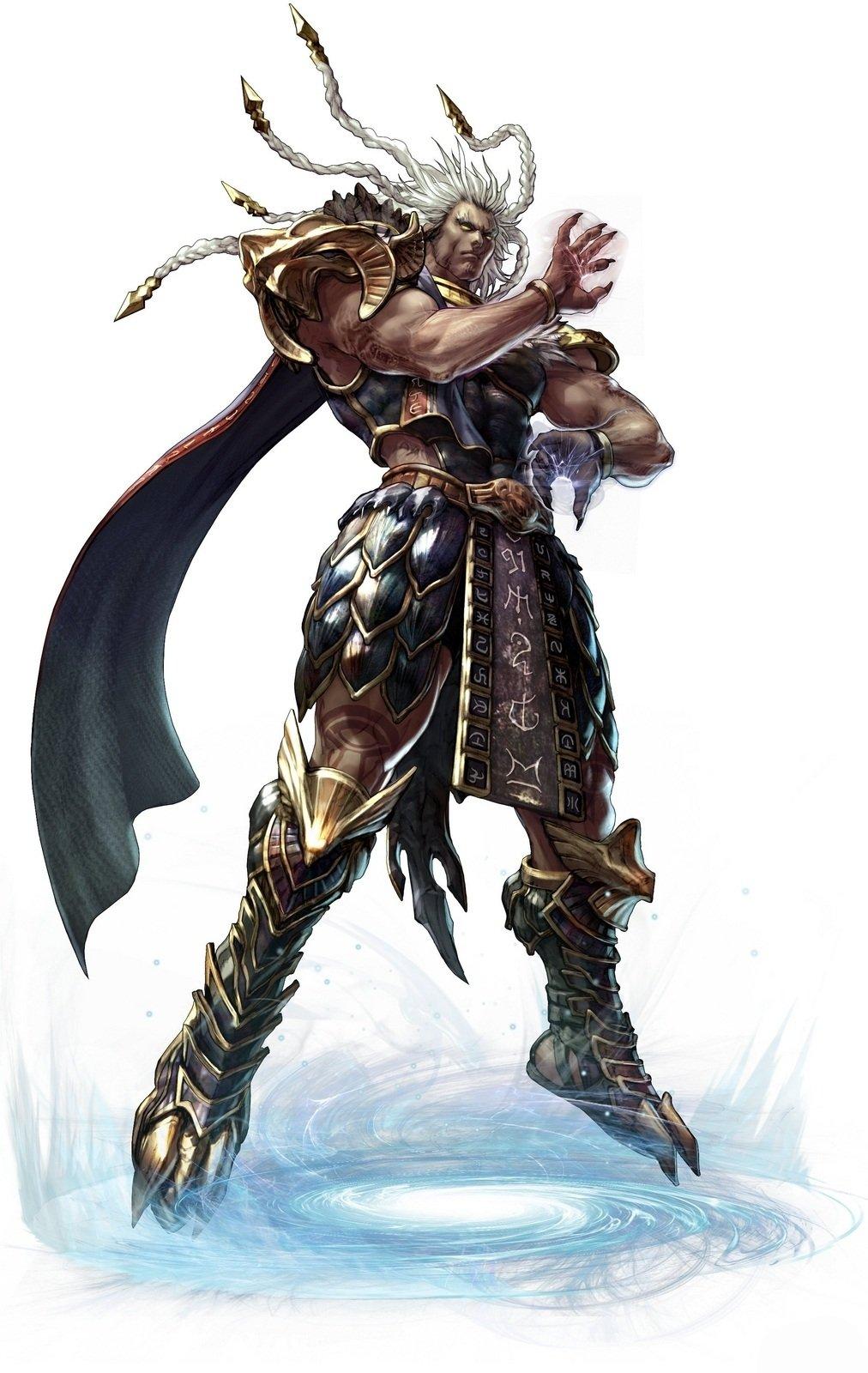 Artworks Soul Calibur IV