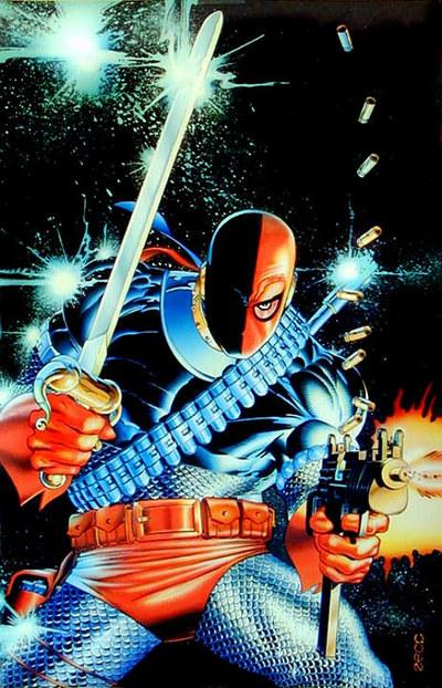 Deathstroke (DC / Injustice)