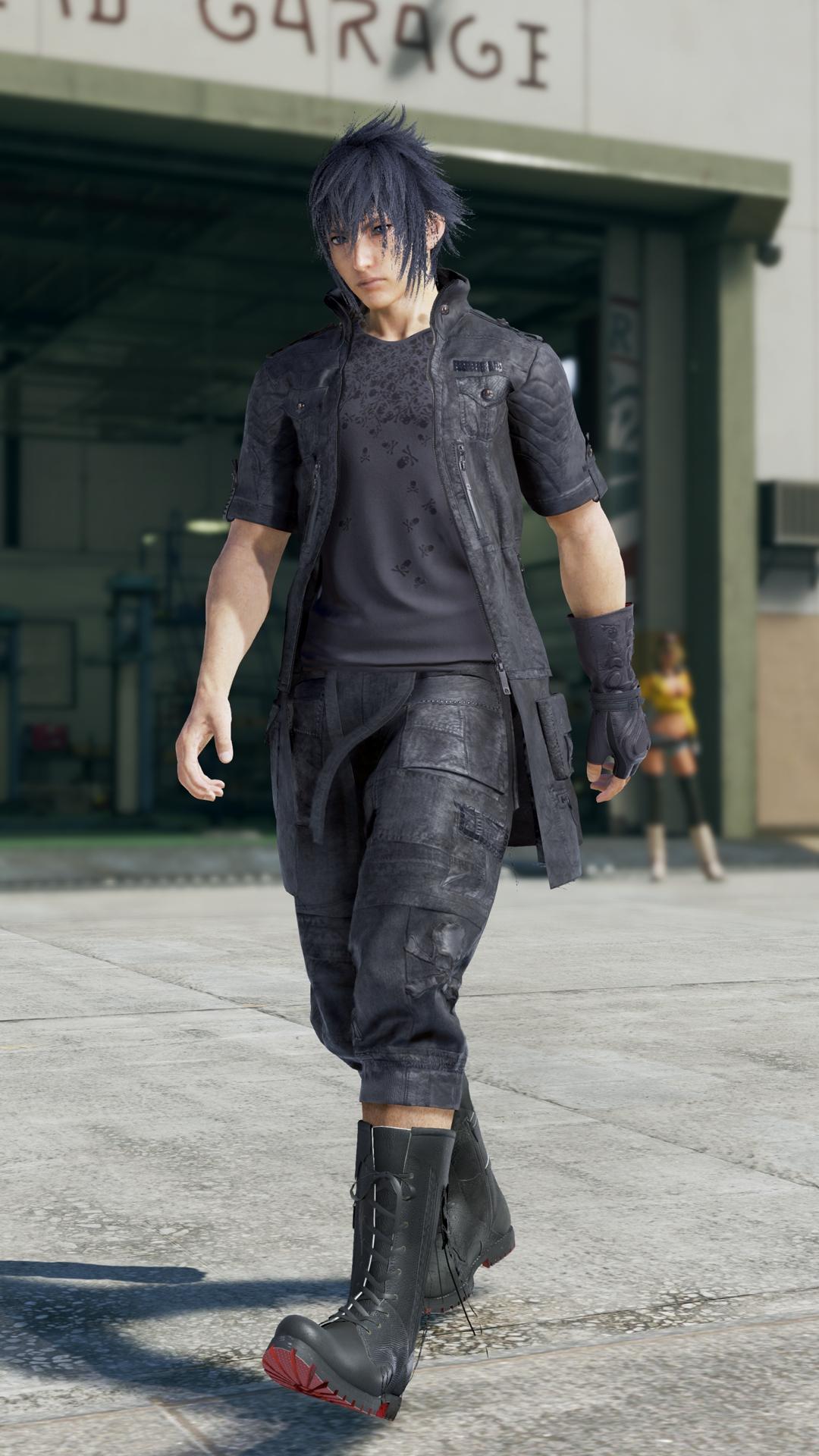 Final Fantasy XV's Noctis is TEKKEN 7's Next DLC Guest Character