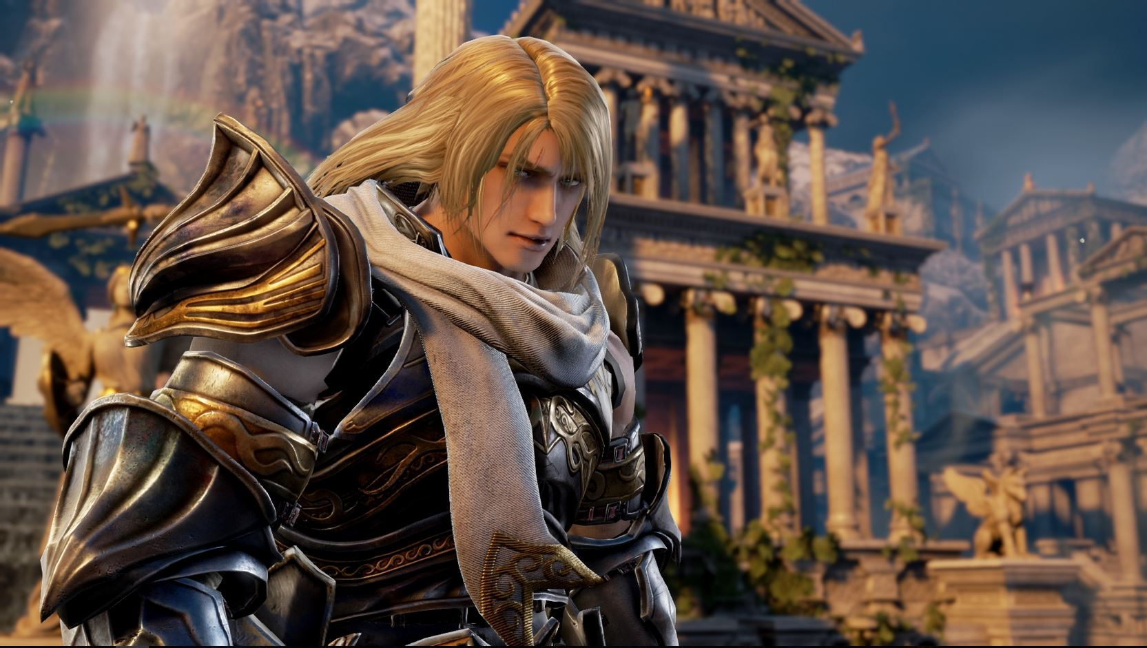 soul calibur 6   art gallery